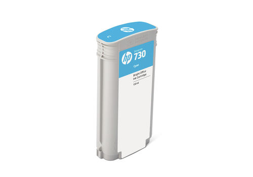 HP 730 130 ml Tinte Cyan - 130 ml