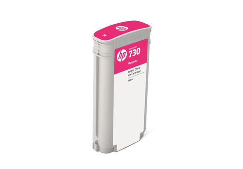 HP 730 130 ml Tinte Magenta - 130 ml