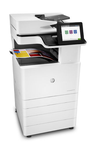 HP Color LaserJet Managed MFP E778xx Serie