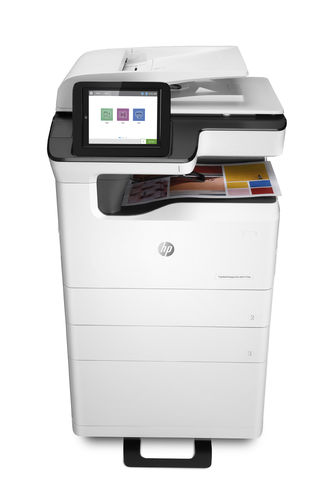 HP PageWide Managed Color MFP P779xx Druckerserie